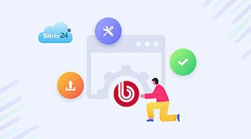 Как установить Битрикс24 Интернет-магазин + CRM