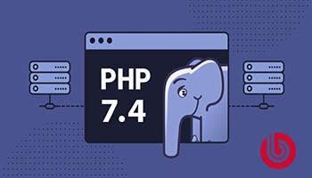 BitrixVM как обновить PHP до 7.4